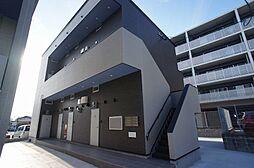 福岡県福岡市東区香椎駅東1丁目の賃貸アパートの外観