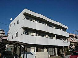 東京都江戸川区平井7丁目の賃貸マンションの外観