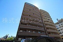 北海道札幌市中央区南六条西11丁目の賃貸マンションの外観