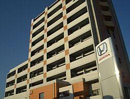 広島県呉市西中央4丁目の賃貸マンションの外観