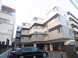 オリンピア・マンション高宮[4階]の外観