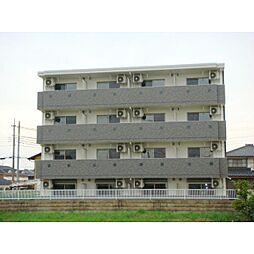 埼玉県深谷市上柴町西6丁目の賃貸マンションの外観