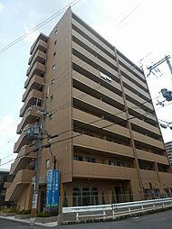 滋賀県大津市大萱1丁目の賃貸マンションの外観