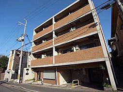 モンエスト東福寺[203号室]の外観