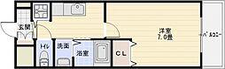 ベルドミール末広5番館[7階]の間取り