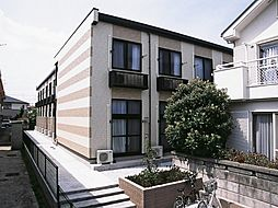 神奈川県横浜市瀬谷区相沢4丁目の賃貸アパートの外観