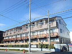 ロイヤルガーデンA[1階]の外観