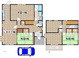 [一戸建] 兵庫県神戸市西区樫野台3丁目 の賃貸【/】の間取り