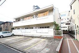愛知県名古屋市昭和区駒方町6丁目の賃貸アパートの外観