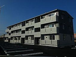 エステイトZEN C[2階]の外観
