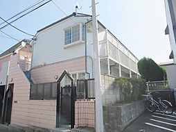 埼玉県さいたま市桜区西堀8丁目の賃貸アパートの外観