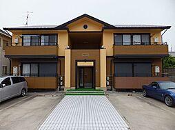 兵庫県宝塚市口谷西2丁目の賃貸マンションの外観