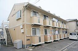 奈良県奈良市芝辻町3丁目の賃貸アパートの外観