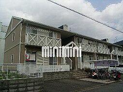 ファミール小松原[1階]の外観