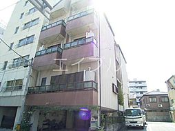 パームハイツ[3階]の外観
