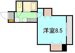 ステラビル[2階]の間取り