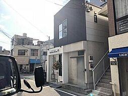 兵庫県姫路市西駅前町の賃貸アパートの外観