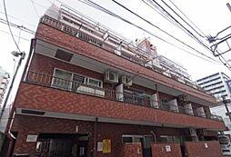 東京都新宿区歌舞伎町2丁目の賃貸マンションの外観