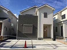 同仕様のイメージ建物です。2017年11月完成予定です。近くに同仕様モデルルームがございます。