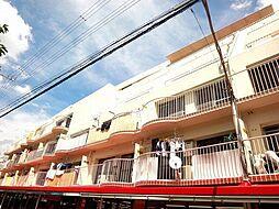 大阪府大阪市東成区中本1丁目の賃貸マンションの外観