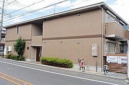フォッサート・トレ 弐番館[101号室]の外観