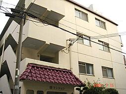 都マンション鶴橋[3階]の外観