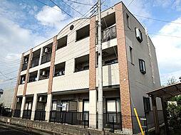 埼玉県上尾市日の出1丁目の賃貸マンションの外観