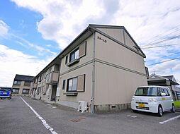 奈良県奈良市大安寺6丁目の賃貸アパートの外観
