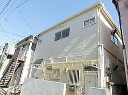西武池袋線 椎名町駅 徒歩10分の賃貸アパート