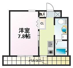 DO-Z[6階]の間取り