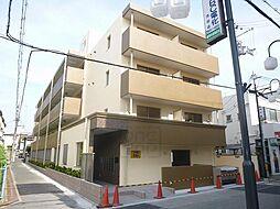 ウイルコート鶴見[4階]の外観