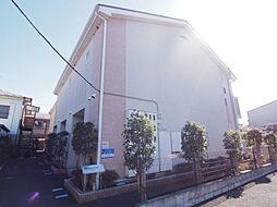 メゾンソレイユ[108号室]の外観