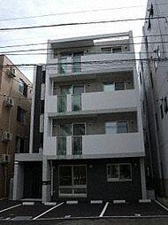 北海道札幌市豊平区美園八条2丁目の賃貸マンションの外観