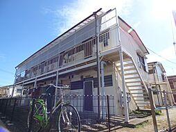 錦荘C[1階]の外観