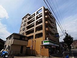 須磨の浦ビューハイツ[201号室]の外観