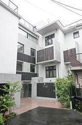 東京都文京区西片2丁目の賃貸マンションの外観