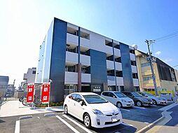 奈良県奈良市三条宮前町の賃貸マンションの外観