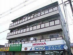 吉川マンションの外観
