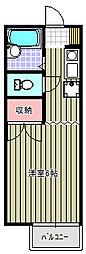 ドルフG8 B棟[105号室]の外観