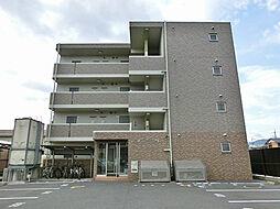 滋賀県甲賀市水口町綾野の賃貸マンションの外観