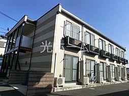 レオパレスpartire[1階]の外観