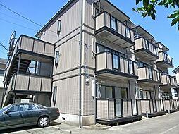 神奈川県大和市中央林間2丁目の賃貸マンションの外観