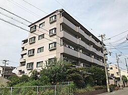 大阪府大阪市住之江区御崎5丁目の賃貸マンションの外観
