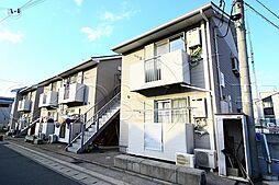 コーポアワジ王塚台[1階]の外観