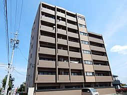 愛知県半田市青山5丁目の賃貸マンションの外観