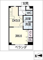 アイレ[3階]の間取り
