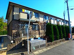 兵庫県姫路市御立中5丁目の賃貸アパートの外観