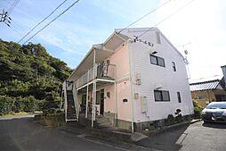 静岡県静岡市駿河区北丸子2丁目の賃貸アパートの外観
