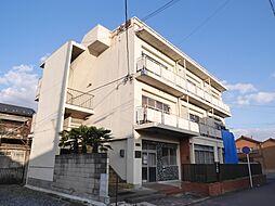 三重県四日市市北納屋町の賃貸マンションの外観