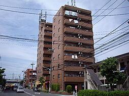 三高・ツインタワーノース[602号室]の外観